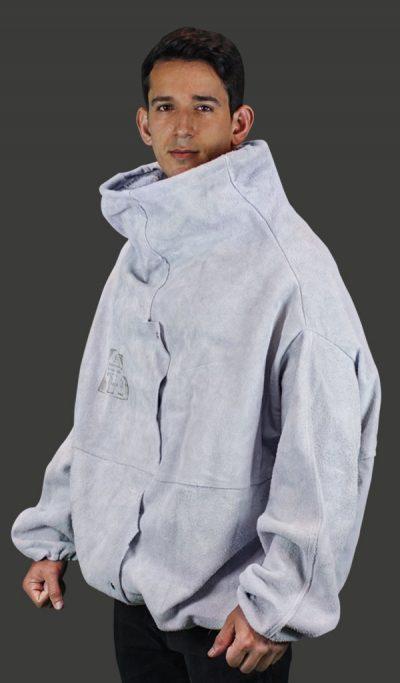 Blusão tipo Jatista de Raspa