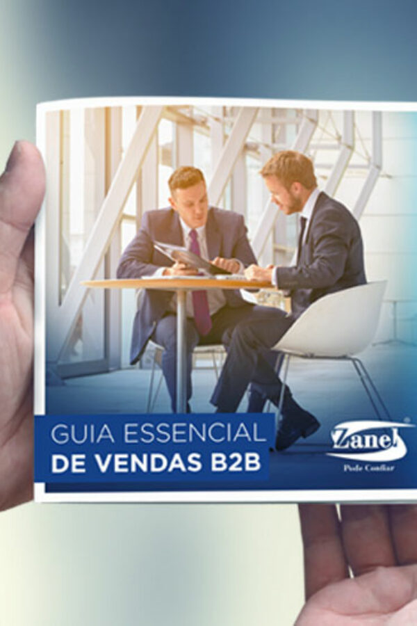 E-book | Guia Essencial de Vendas B2B
